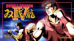 Double Dragon 4 -Teaser PS4/Steam