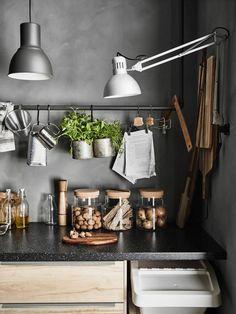 tiny kitchen essentials!