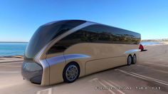 5 Future Buses You Must See