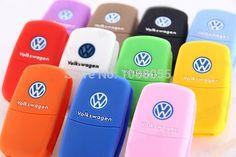 3 Tasten tastaturabdeckung für Volkswagen VW POLO Tiguan Passat B5 B6 B7 Golf MK6 EOS Scirocco Jetta MK5 MK6 Silikon autoschlüssel abdeckung