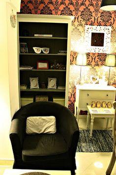 Mansarda cu bunatati: Degustare de ceai la Joie de Vivre Bookcase, Corner, Shelves, Home Decor, Shelving, Decoration Home, Room Decor, Book Shelves, Shelving Units