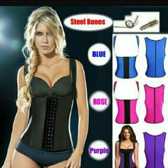 21c091a6069 3 hooks vest corset latex waist traine latex Latex Vest Waist Trainer Blet Waist  Training Vest Hot Body Shaper Waist Cincher And Waist Training Corsets 9 ...