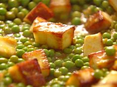 Get this all-star, easy-to-follow Muttar Paneer recipe from Nigella Lawson