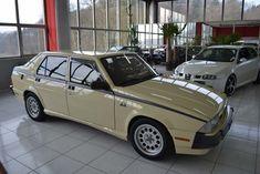Alfa Romeo 75 Quadrifoglio Oro