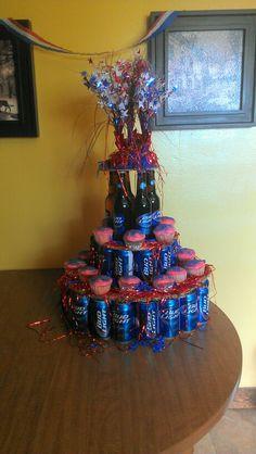 80ee00e2a0b12 Budlight birthday cake for my boyfriends birthday! Bf Gifts