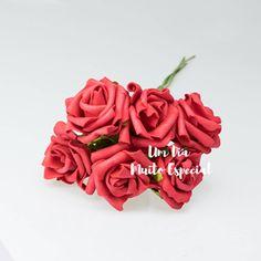 5 Buquês de Rosas Eva Vermelho 6 Flores - 17900927 | enjoei :p