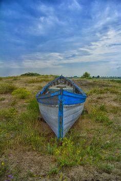 Fishing boat by Vencislav Stanchev on 500px