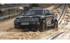 Bowler EXR Slot car
