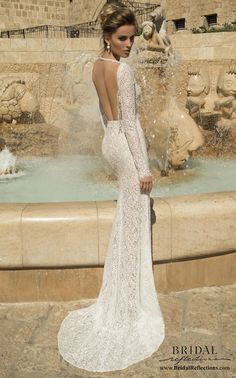 Try on gowns from the Galia Lahav Bridal & Evening wear collections at Bridal Reflections Fifth Avenue Salon April 29th-May 4th, by appointment 212-764-3040.