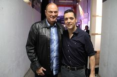 with Jim Treliving...
