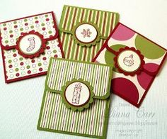 Gift card holder template jolly holiday gift card holders scrapbook p Christmas Gift Card Holders, Holiday Cards, Christmas Cards, Christmas Ideas, Christmas Favors, Winter Karten, Gift Cards Money, Fun Cards, Jolly Holiday