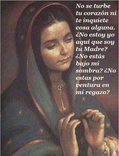 Mary Jesus Mother, Mary And Jesus, Blessed Mother, Catholic Prayers Daily, Papa Francisco Frases, Catholic Saints, Jesus Quotes, Spirituality, Faith