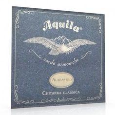 cordes de guitare en boyau artificiel albastro