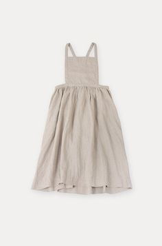 Overall dress nest Robe Cute Fashion, Modest Fashion, Girl Fashion, Apron Dress, Smock Dress, Clothing Patterns, Dress Patterns, Différents Styles, Diy Clothes