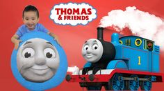 Thomas and Friends Super Giant Surprise Egg Toys Opening CknToys