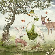 Folio illustration agency, London, UK | Julian De Narvaez - Sketch ∙ Ink ∙ Traditional ∙ Contemporary - Illustrator