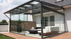 Den #sommer verlängern mit einem #terrassendach von #jalousienhuber