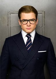 Taron Egerton > KINGSMAN: The Secret Service > Production Stills
