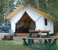 The Canvas Cottage - Rainier Yurts