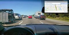 #Glass Traffic #app throws #wearables back into driver safety discussion. #wearable technology