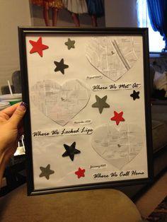 One year anniversary gift idea