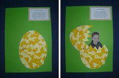 Lors de notre atelier créatif sur le thème de Pâques (cliquer pour voir les détails de cet atelier), Natacha nous a proposé une petite comptine qu'elle avait illustrée sous forme de carte de Pâques. ...