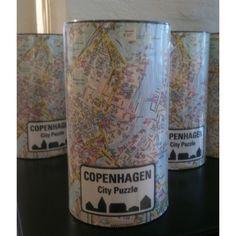 City Puzzle Copenhagen