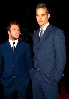 Paul Walker and Scott Caan