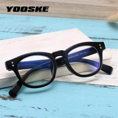 0c9a0fd2282d4 YOOSKE Anti Blue Rays Glasses Women Computer Goggles Reading Glasses Frame  Mendresskily. geekbuyingg · Men Eyewear Frames