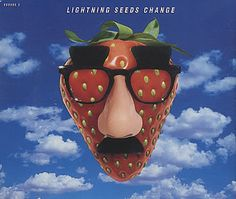 """For Sale - The Lightning Seeds Change UK  CD single (CD5 / 5"""") - See this and 250,000 other rare & vintage vinyl records, singles, LPs & CDs at http://eil.com"""