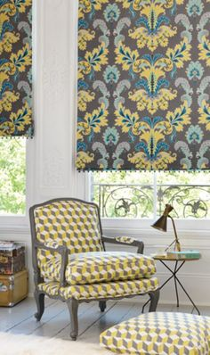 Fabrics from Abraham Moon, Andrew Martin, Blendworth, Casamance, Clarke & Clarke, Designers Guild, Harlequin, Osbourne & Little, Prestigious Textiles and many more…
