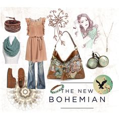 The New Bohemian with American Eagle Outfitters: Contest Entry