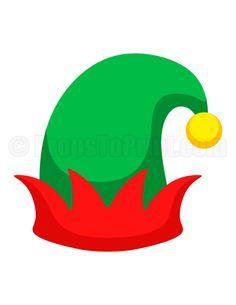 christmas hats christmas hat jingle bells and template rh pinterest co uk