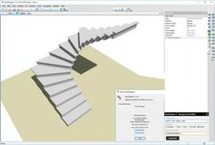 StairDesigner – software for designing stairs and stairs for any residential and industrial buildings. A quick calculation for corner, rounded and oth Buildings, Software, Stairs, Corner, Industrial, Blog, Design, Stairway