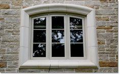Precast window surround and sill