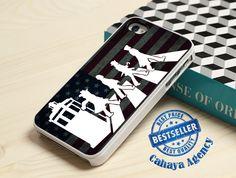 The Beatles America iPhone 4,4s,5,5s,5c,6,6 plus,Samsung S3,S4,S5 ,iPod 4.5 Case