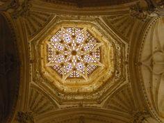 cathédrale de burgos voute-étoile