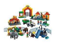 #Lego #Duplo #Zoo Großer Stadtzoo. #Spielzueg #Toys