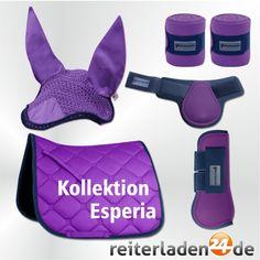 von #Waldhausen Horse Fashion in lila #horsefashion #pferd #reiten #horsebackriding