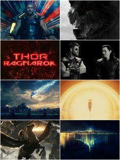 Thor: Ragnarok (2017) dir. Taika Waititi