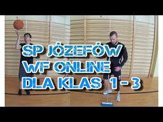 WF Online w domu III - dla klas 1-3 na 5 dni tygodnia - YouTube Youtube, Youtubers, Youtube Movies