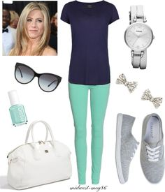 """""""My Everyday Casual"""" by midwest-meg86 on Polyvore"""