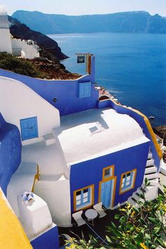 Little Blue House - Oia, Santorini