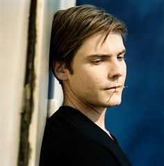 Daniel Bruhl...matchstick in mouth...that is all.