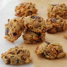 Carrot Dark Chocolate Chunk Cookies : Multiply Delicious- The Food