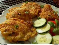 Czech Recipes, Ethnic Recipes, Tandoori Chicken, Poultry, Chicken Recipes, Good Food, Food And Drink, Menu, Cooking Recipes