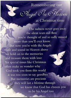 Our Angel In Heaven At Christmas miss you family quotes heaven in memory christmas christmas quotes christmas quote christmas quotes about losing loved ones christmas in heaven quotes christmas in memory quotes Miss Mom, Miss You Dad, Missing My Son, Missing Someone, Missing My Daughter Quotes, Missing Family, Missing Quotes, Christmas Quotes, Christmas Time