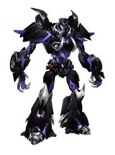 Transformers prime Barricade concept