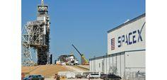 SpaceX lance sa fusée Falcon 9 vers la Station Spatiale Internationale - L'Obs
