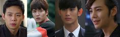 9 K-drama stars who may be leaving for military service this year- ANIIIIIIIII!!!! OTL T_T I knew about Jaejoong, but ALL of these guys leaving! It's too much!!! T_T ottoke? *fetal position, rocking back and forth*